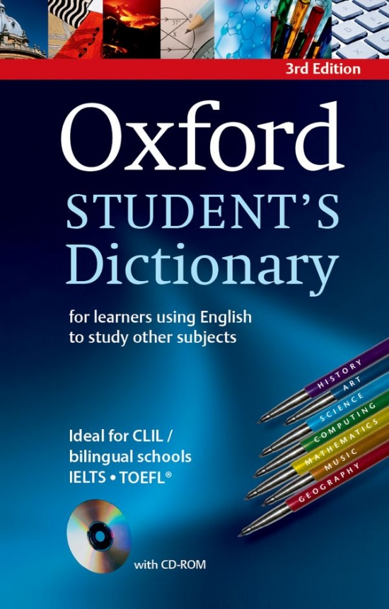 Oxford Student´s Dictionary of English (3rd Edition) with CD-ROM : 9780194331357