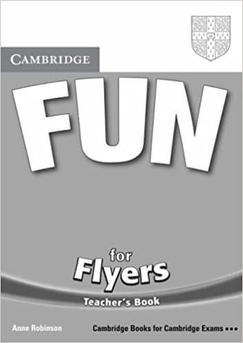 Fun for Flyers Teachers Book