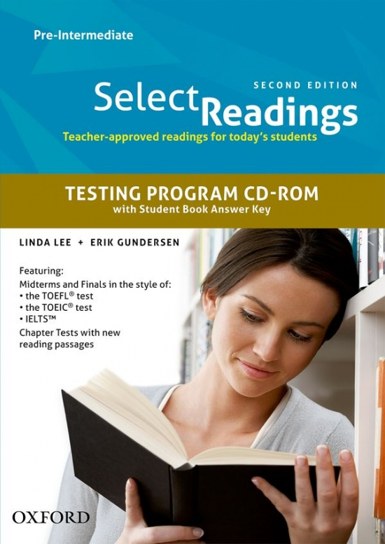 Select Readings Pre-Intermediate (2nd Edition) Teacher´s Resource CD-ROM : 9780194332088