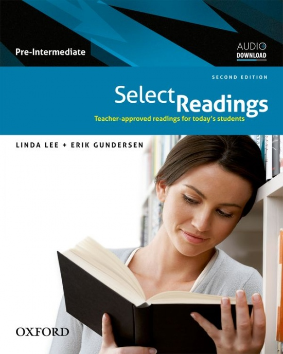 Select Readings Pre-Intermediate (2nd Edition) Student´s Book : 9780194332118