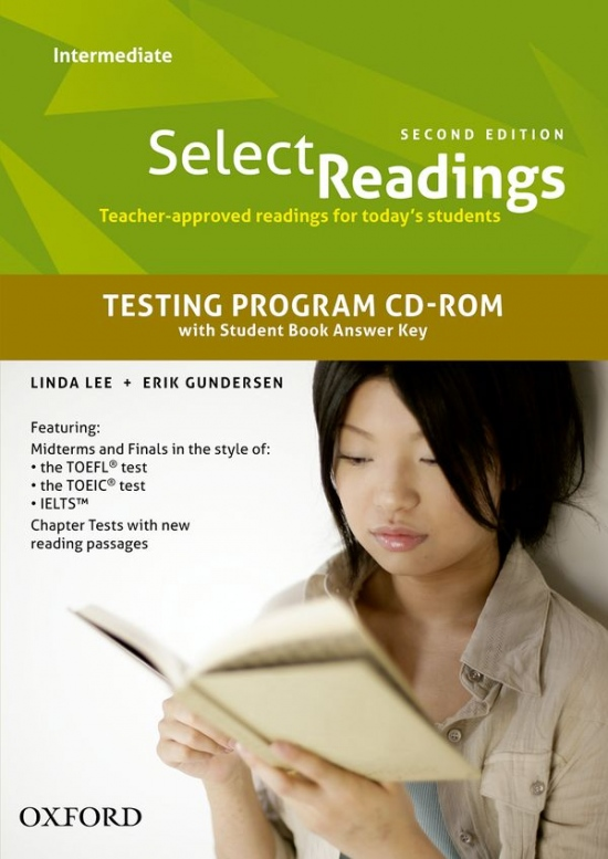 Select Readings Intermediate (2nd Edition) Teacher´s Resource CD-ROM : 9780194332217