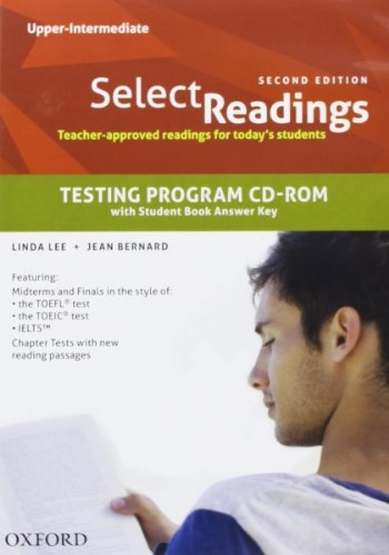 Select Readings Upper Intermediate (2nd Edition) Teacher´s Resource CD-ROM