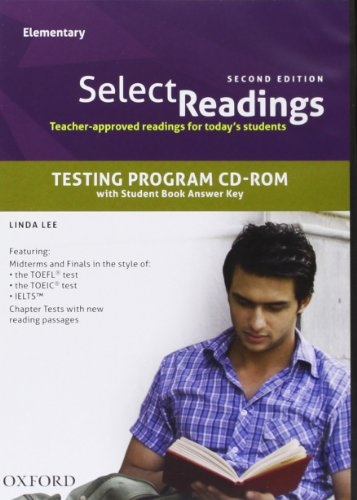 Select Readings Elementary (2nd Edition) Testing Program CD-ROM