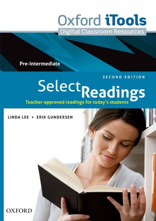 Select Readings Pre-Intermediate (2nd Edition) iTools DVD-ROM
