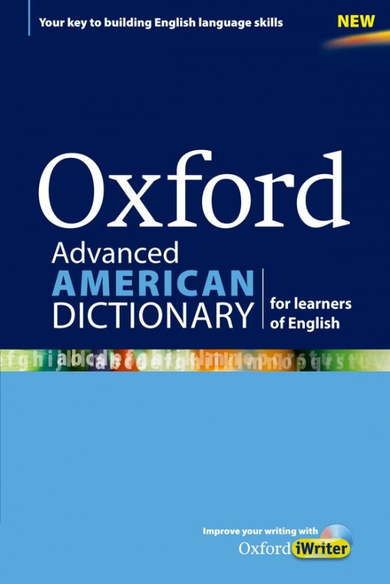Oxford American Advanced Dictionary with CD-ROM : 9780194399661