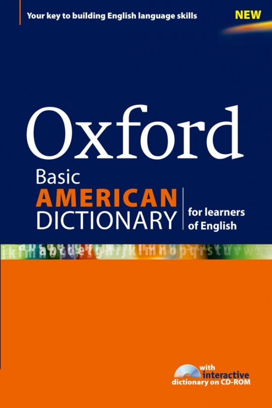 Oxford American Basic Dictionary with CD-ROM : 9780194399692