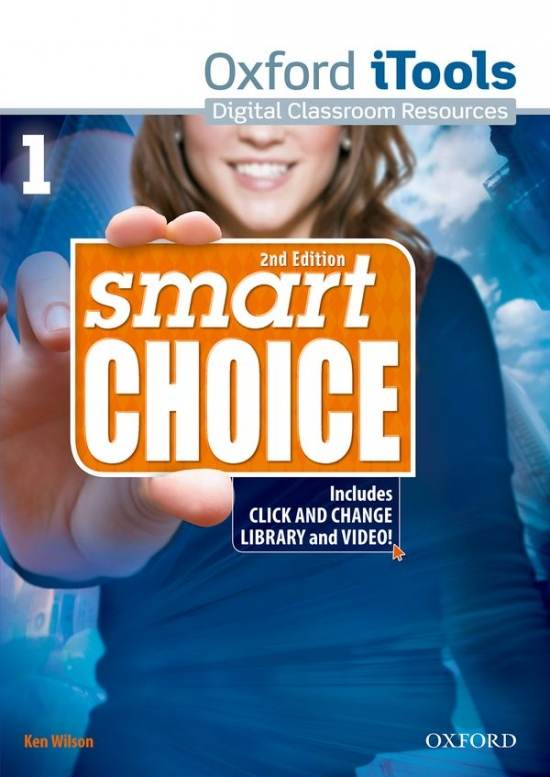 Smart Choice 1 (2nd Edition) iTools DVD-ROM