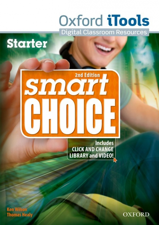 Smart Choice Starter (2nd Edition) iTools DVD-ROM