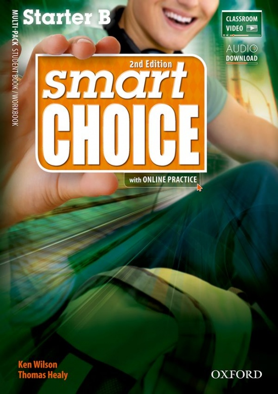 Smart Choice Starter (2nd Edition) MultiPACK B (Student´s Book B, Workbook B with Digital Practice)