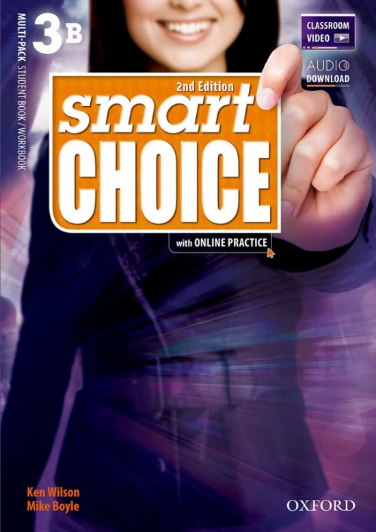 Smart Choice 3 (2nd Edition) MultiPACK B (Student Book B, Workbook B with Digital Practice)