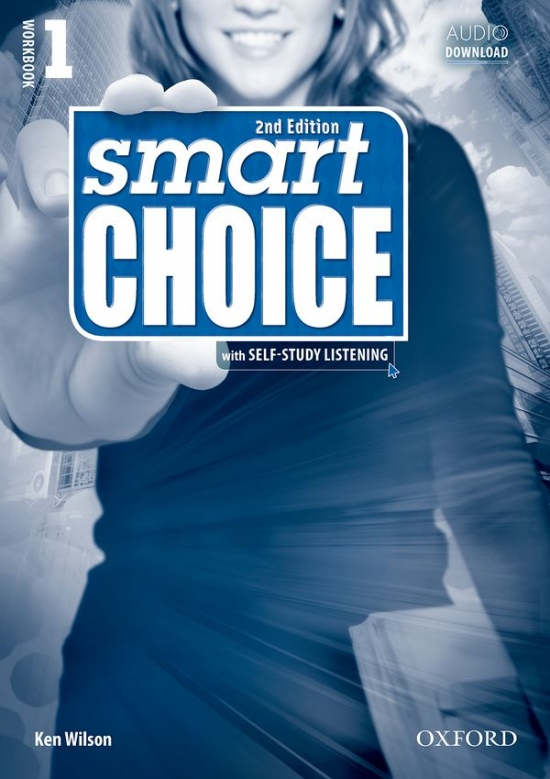 Smart Choice 1 (2nd Edition) Workbook : 9780194407298