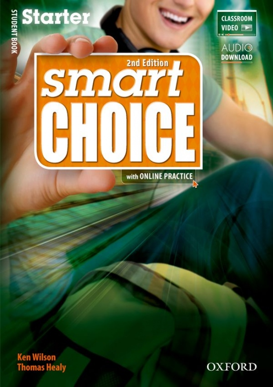 Smart Choice Starter (2nd Edition) Student´s Book with Digital Practice