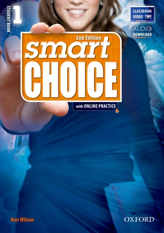 Smart Choice 1 (2nd Edition) Student´s Book with Digital Practice