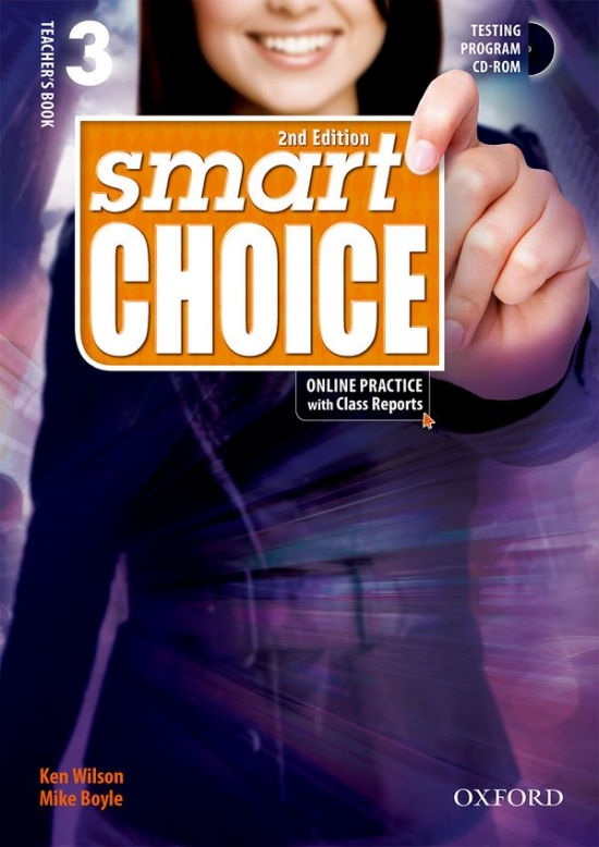 Smart Choice 3 (2nd Edition) Teacher´s Resource CD-ROM