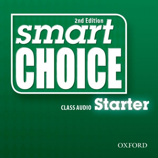 Smart Choice Starter (2nd Edition) Class Audio CD (3)