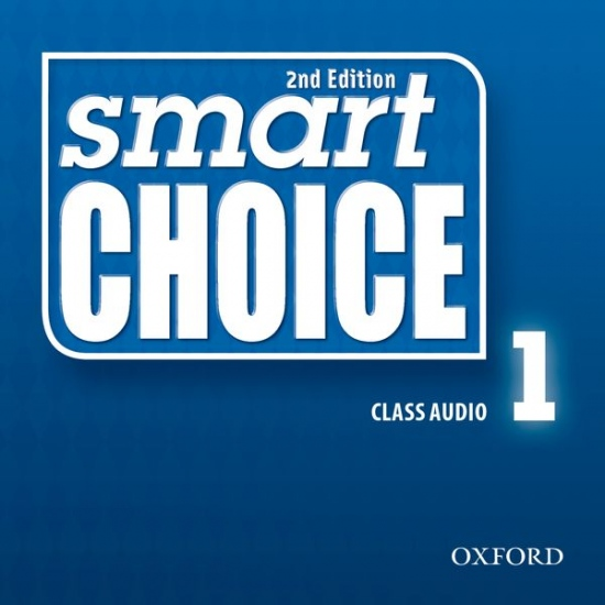 Smart Choice 1 (2nd Edition) Class Audio CD (3)