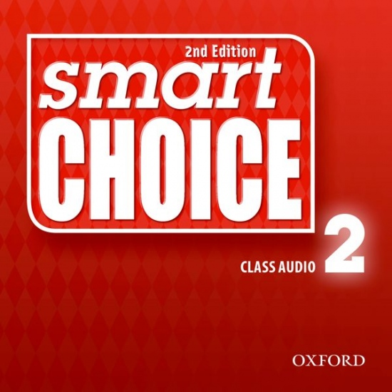 Smart Choice 2 (2nd Edition) Class Audio CD (4)