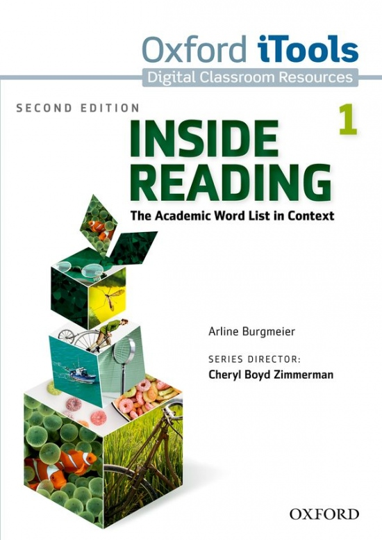 Inside Reading 1 (Pre-Intermediate) (2nd Edition) iTools DVD-ROM : 9780194416375