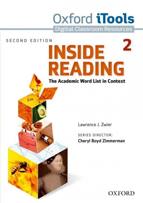 Inside Reading 2 (Intermediate) (2nd Edition) iTools DVD-ROM : 9780194416382