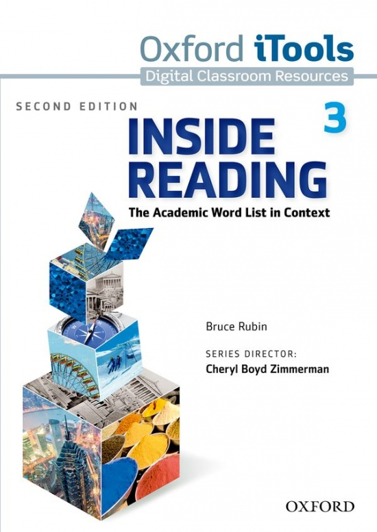 Inside Reading 3 (Upper Intermediate) (2nd Edition) iTools DVD-ROM : 9780194416399