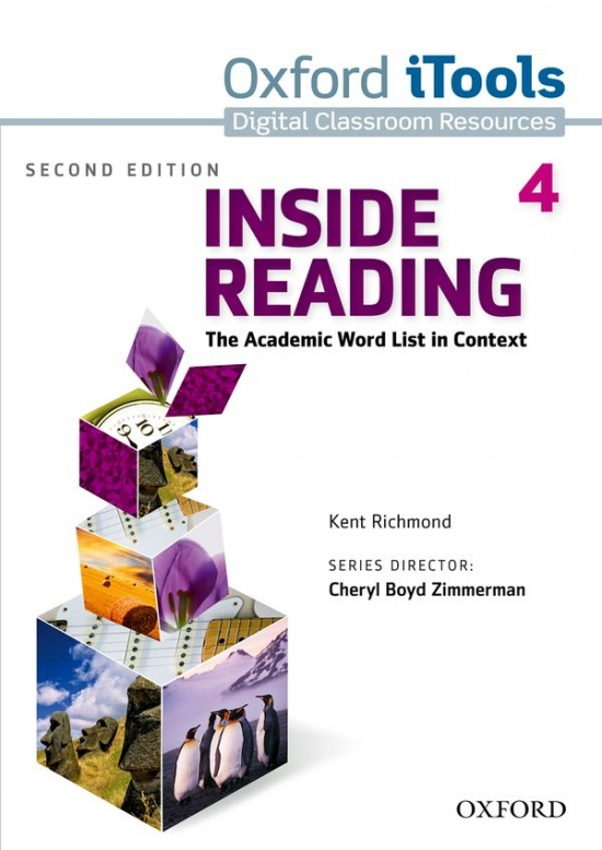 Inside Reading 4 (Advanced) (2nd Edition) iTools DVD-ROM : 9780194416405