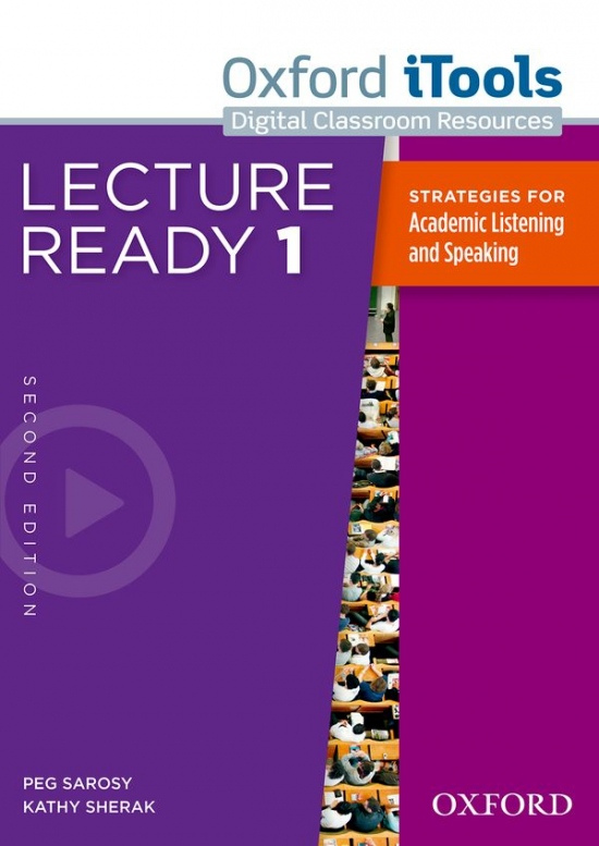 Lecture Ready 1 (2nd Edition) iTools : 9780194417242