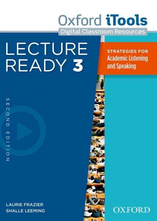 Lecture Ready 3 (2nd Edition) iTools : 9780194417266