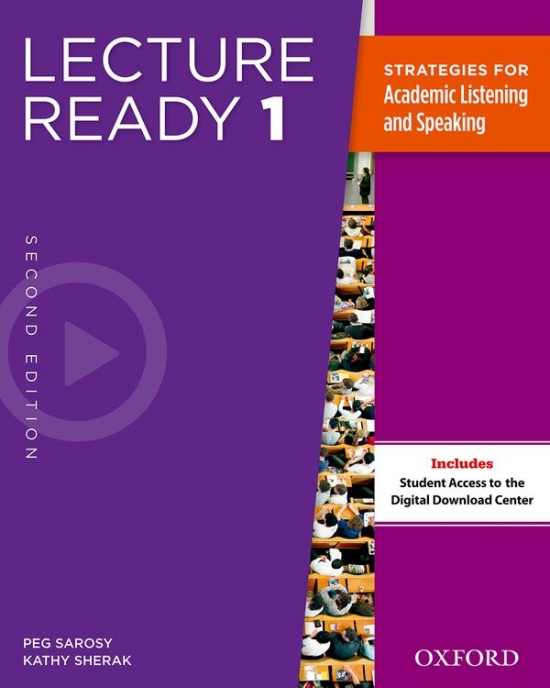 Lecture Ready 1 (2nd Edition) Student´s Book Pack