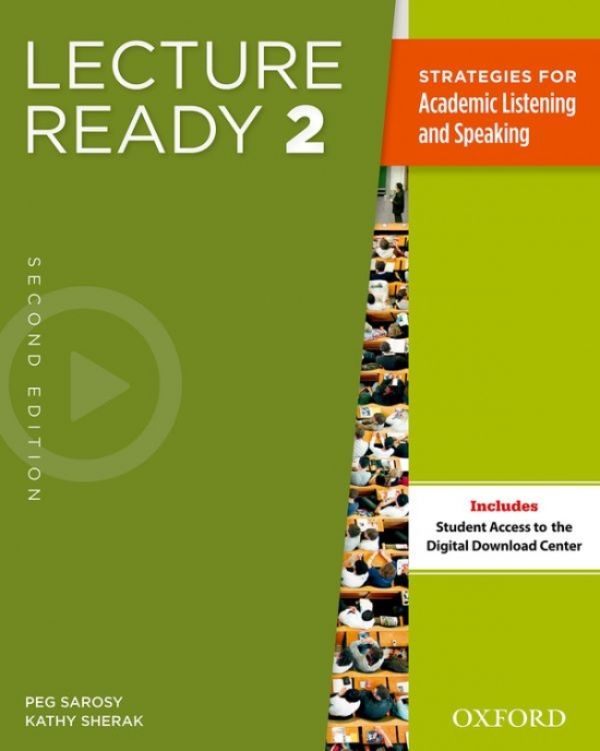 Lecture Ready 2 (2nd Edition) Student´s Book Pack
