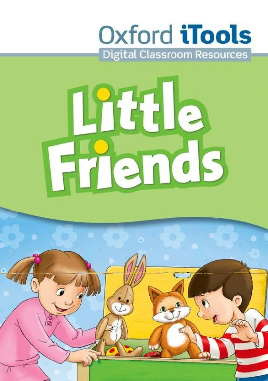 Little Friends iTools DVD-ROM