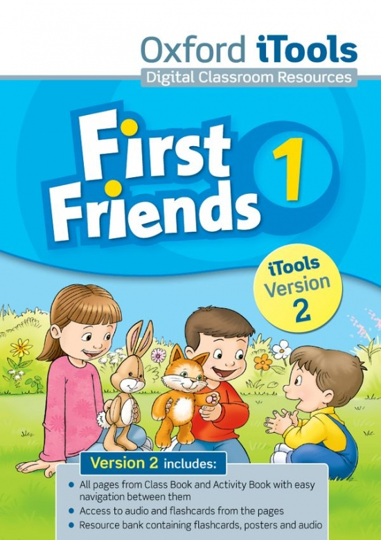 First Friends 1 iTools CD-ROM : 9780194432290