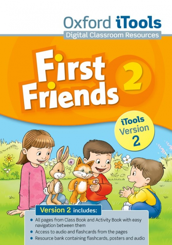 First Friends 2 iTools CD-ROM : 9780194432306