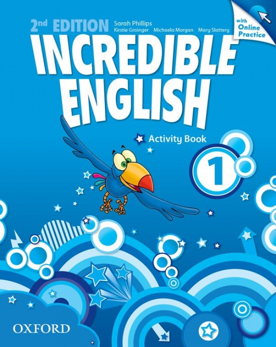 Incredible English 1 (New Edition) Activity Book with Online Practice