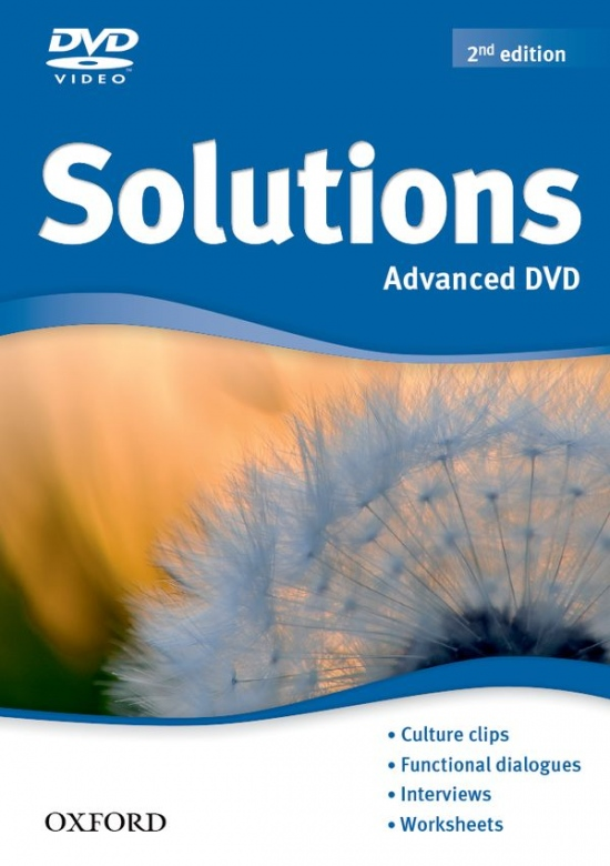 Maturita Solutions (2nd Edition) Advanced DVD