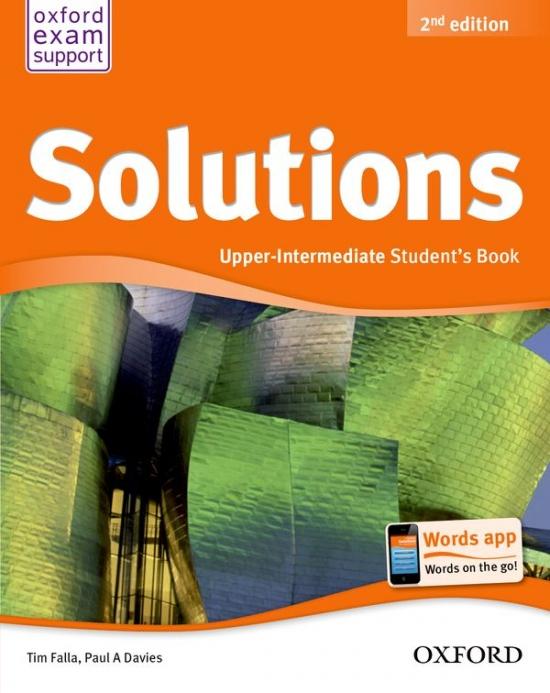 Maturita Solutions (2nd Edition) Upper-Intermediate Student´s Book