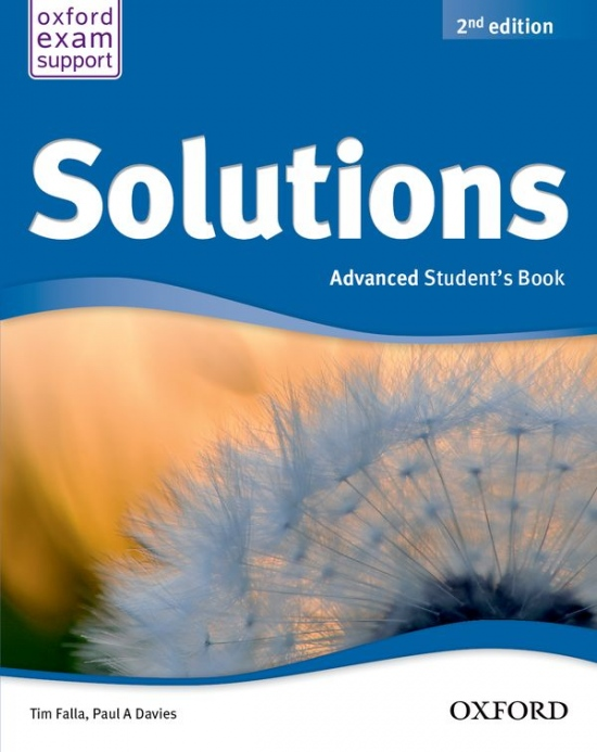 Solutions (2nd Edition) Advanced Student´s Book