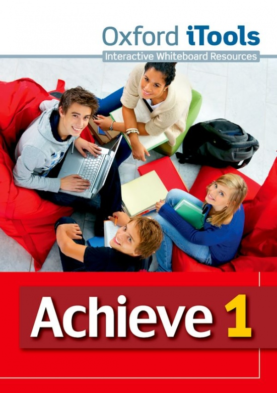 Achieve 1 iTools DVD-ROM : 9780194556231