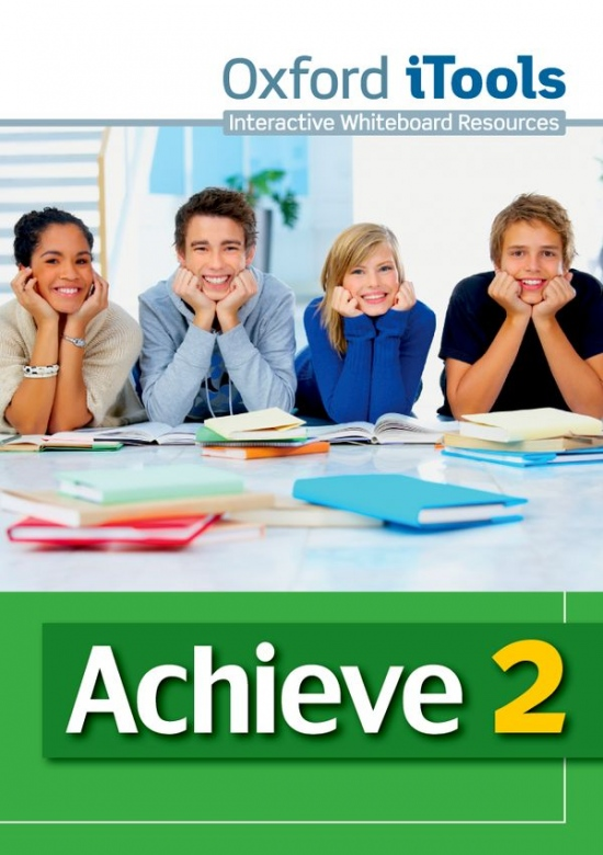 Achieve 2 iTools DVD-ROM