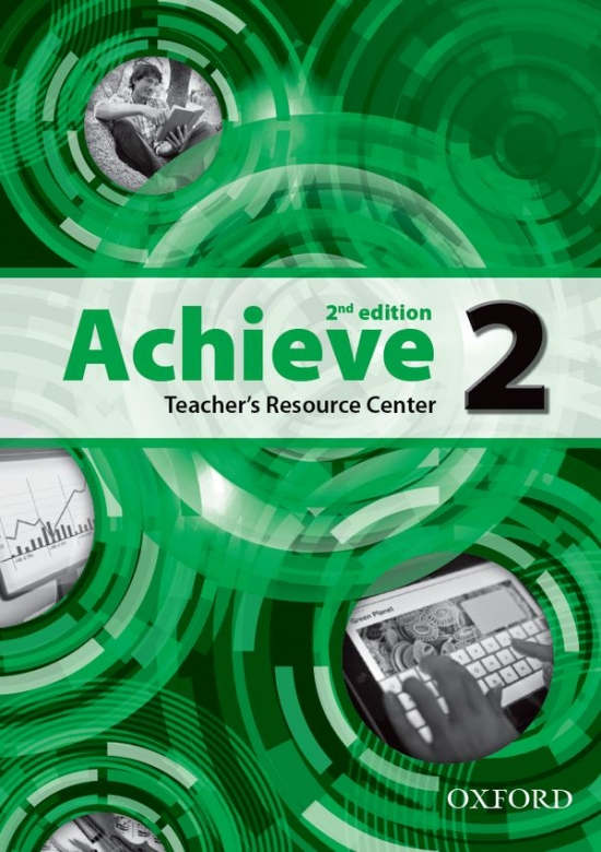 Achieve 2 (2nd Edition) Teacher´s Resource Disk : 9780194556279
