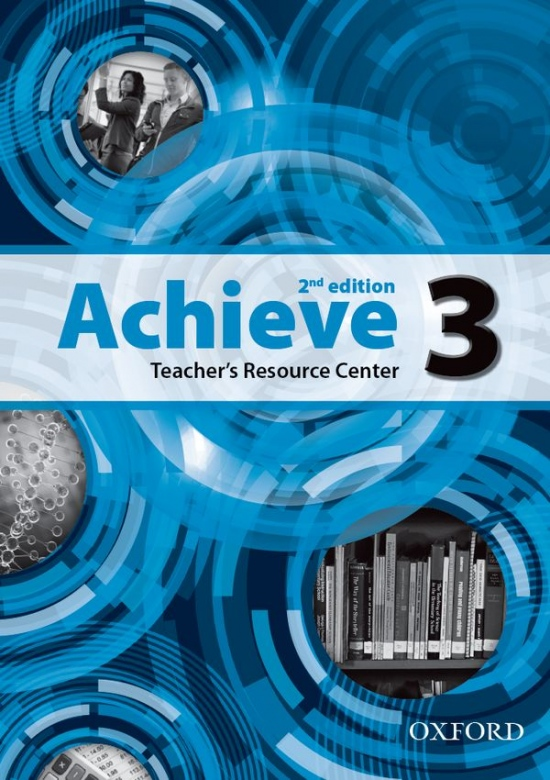 Achieve 3 (2nd Edition) Teacher´s Resource Disk : 9780194556286