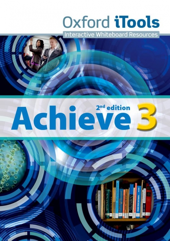 Achieve 3 (2nd Edition) iTools : 9780194556316