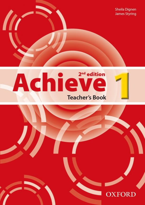 Achieve 1 (2nd Edition) Teacher´s Book