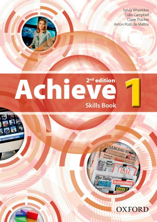 Achieve 1 (2nd Edition) Skills Book : 9780194556385
