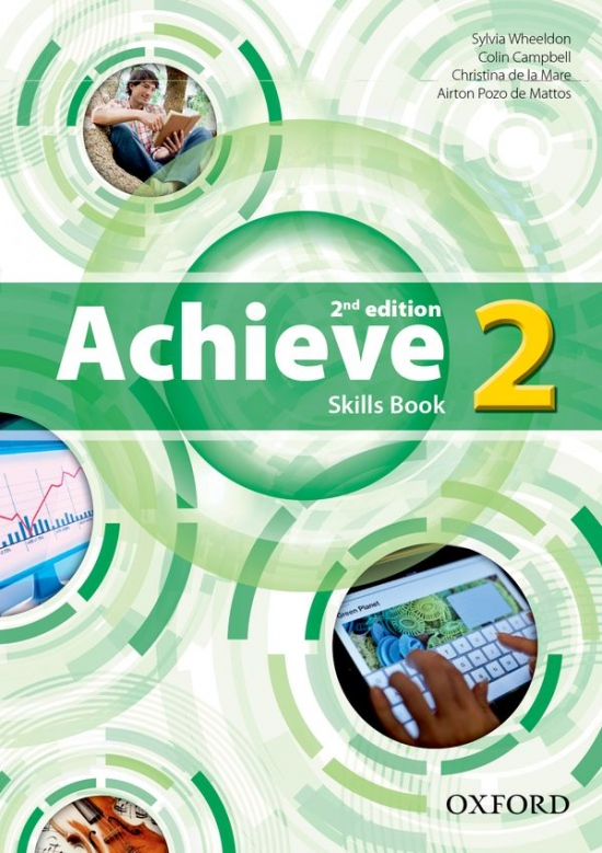 Achieve 2 (2nd Edition) Skills Book