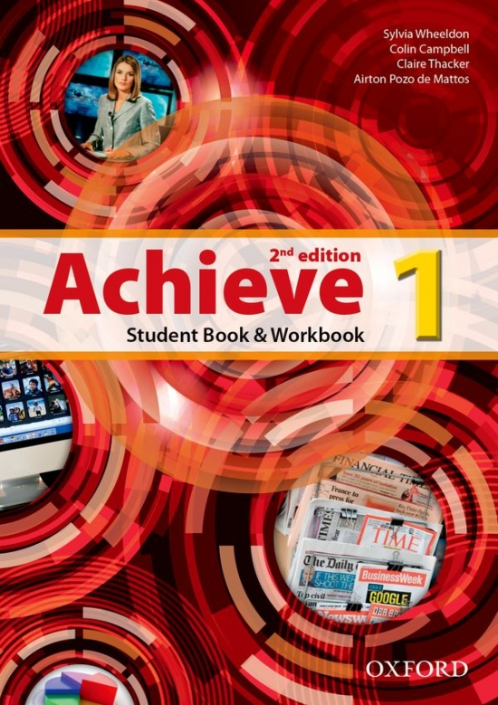 Achieve 1 (2nd Edition) Student´ Book, Workbook & Skills Book
