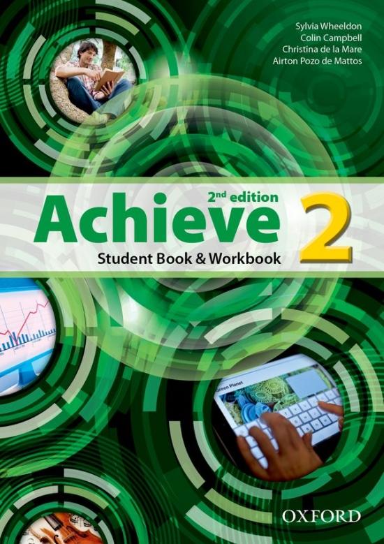Achieve 2 (2nd Edition) Student´s Book, Workbook & Skills Book