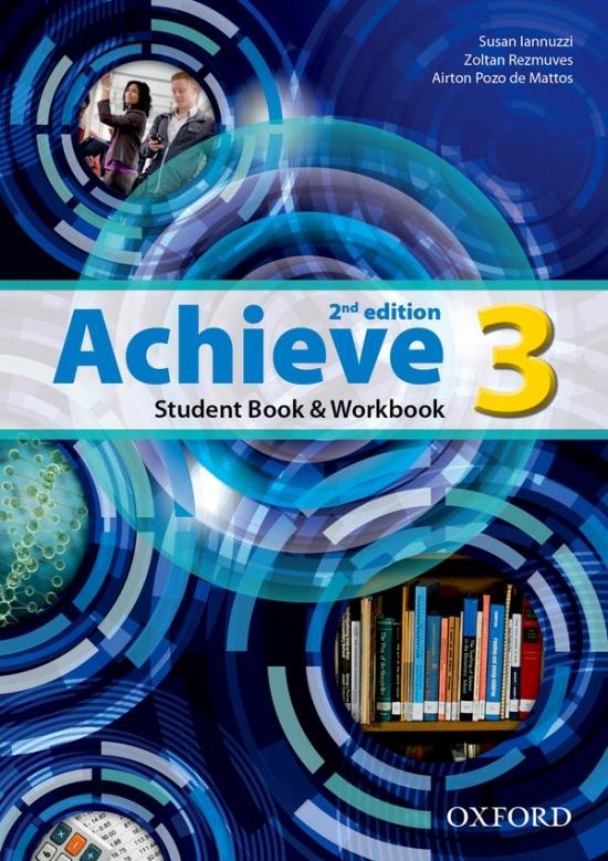 Achieve 3 (2nd Edition) Student´ Book, Workbook & Skills Book