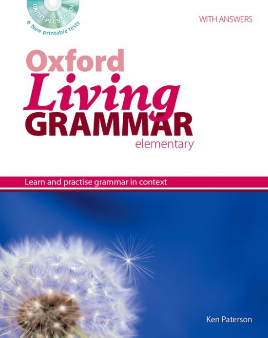 Oxford Living Grammar Elementary Student´s Book with CD-ROM (Ken Paterson)