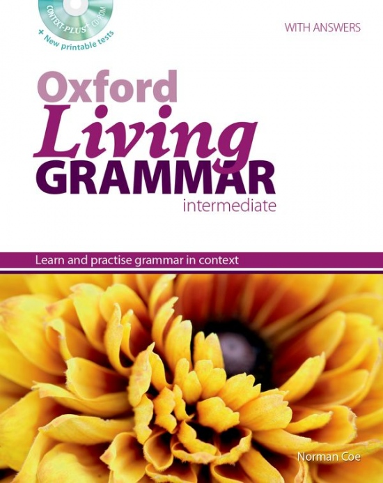 Oxford Living Grammar Intermediate Student´s Book with CD-ROM (Ken Paterson) : 9780194557146