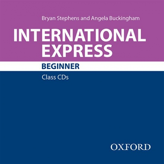 International Express Beginner (3rd Edition) Class Audio CD